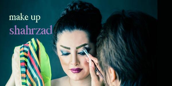 آرایش عروس در اصفهان