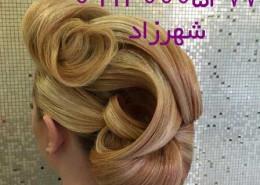 آموزش شنیون اصفهان
